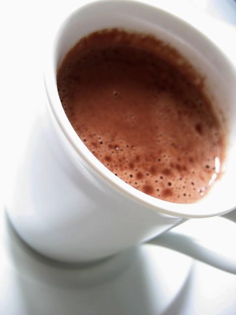 Cioccolata Calda col Bimby