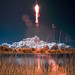 Antares Rocket With Cygnus Spacecraft Launches by NASA Goddard Photo and Video