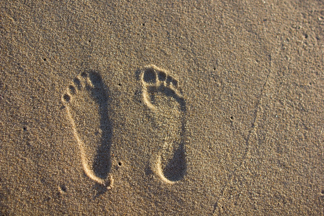 Flat Feet Vs Arched Feet What I Look Like From Underneath