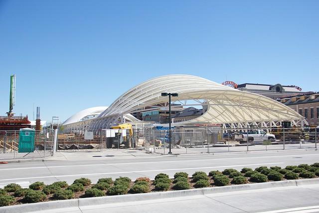 Track Canopy - Denver Union Station