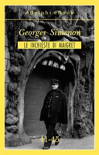Maigret eBook 41-45
