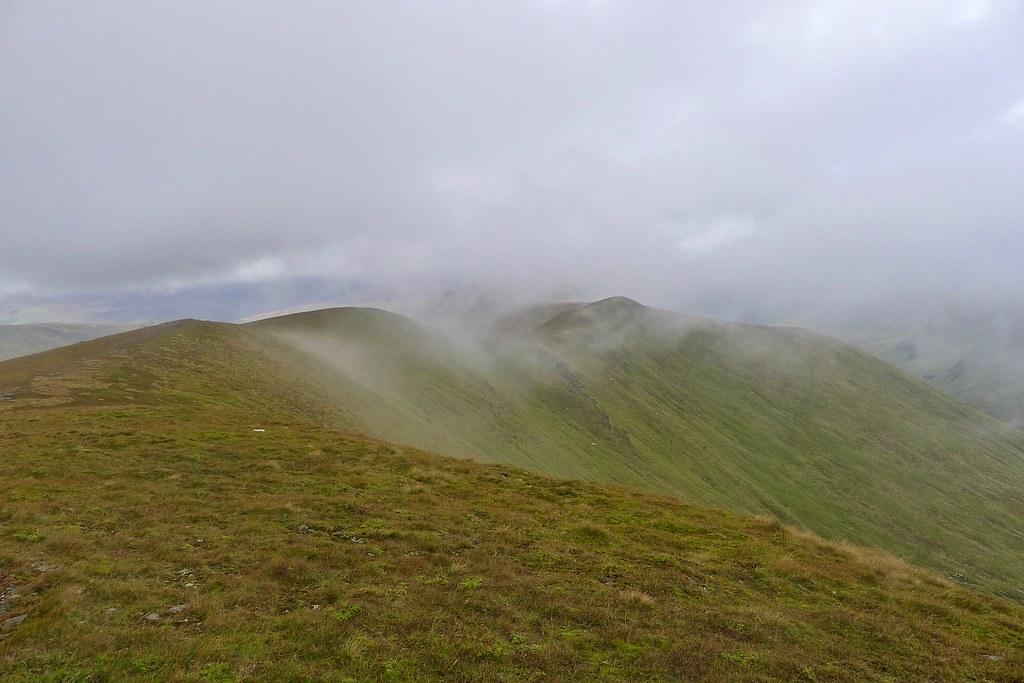 Meall Corranaich Ridge