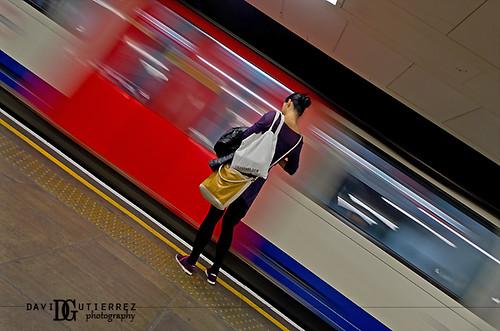 London Underground by david gutierrez [ www.davidgutierrez.co.uk ]