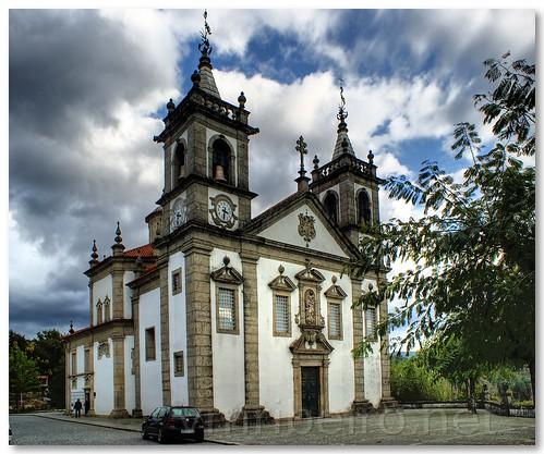 Nossa Senhora do Porto de Ave by VRfoto