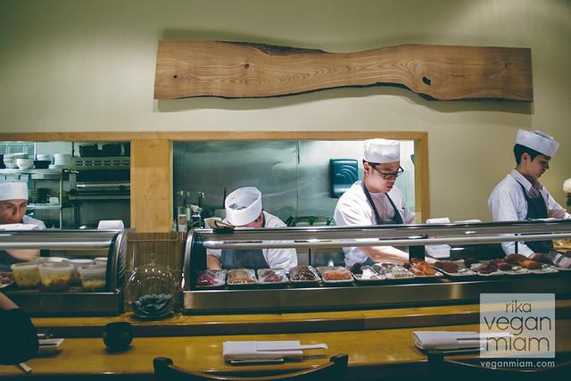Arami Sushi, Chicago, IL