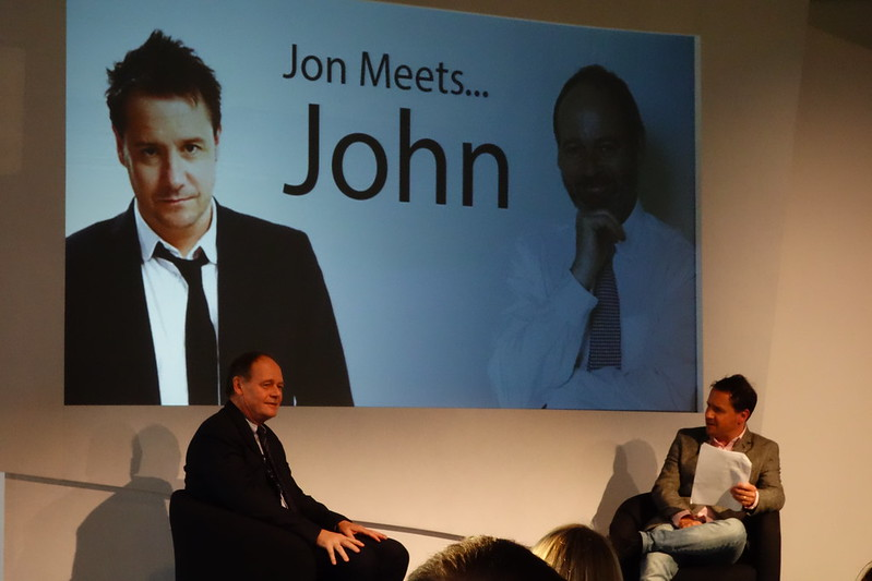 John Lloyd and Jon Holmes