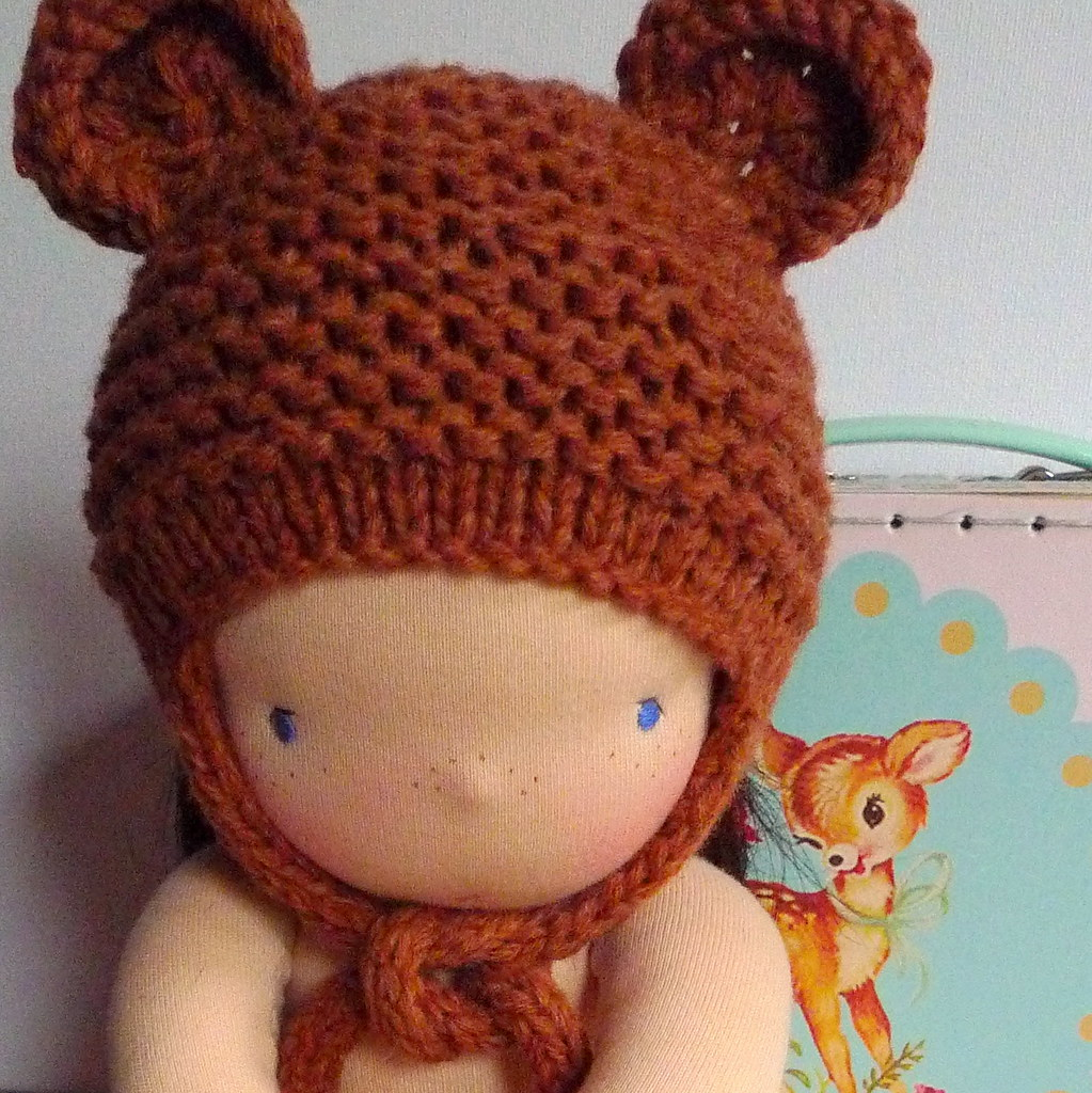 teddy bear hat