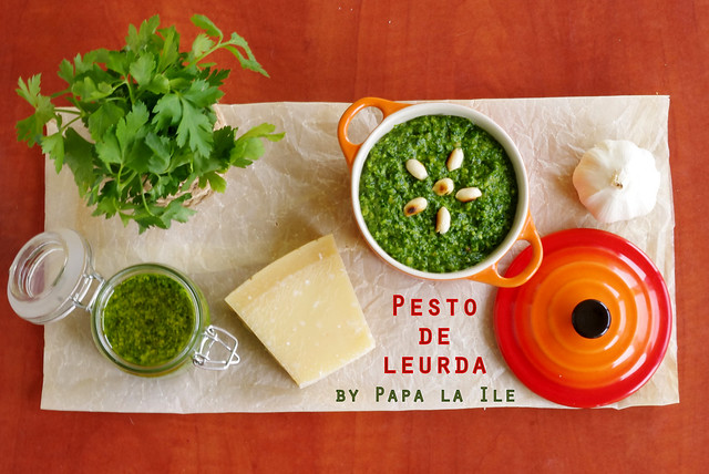 Pesto de leurda (8)