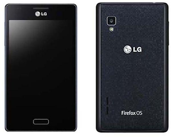 Смартфон LG Fireweb
