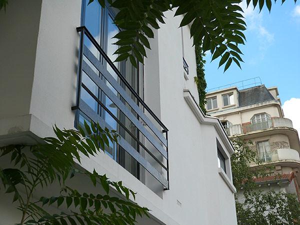 balcon rue gambetta