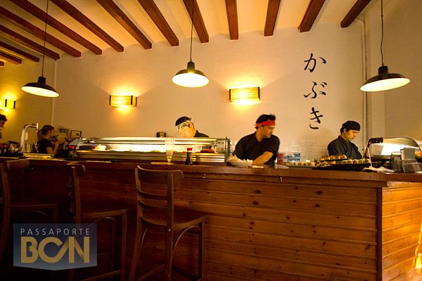restaurante Kibuka, Barcelona