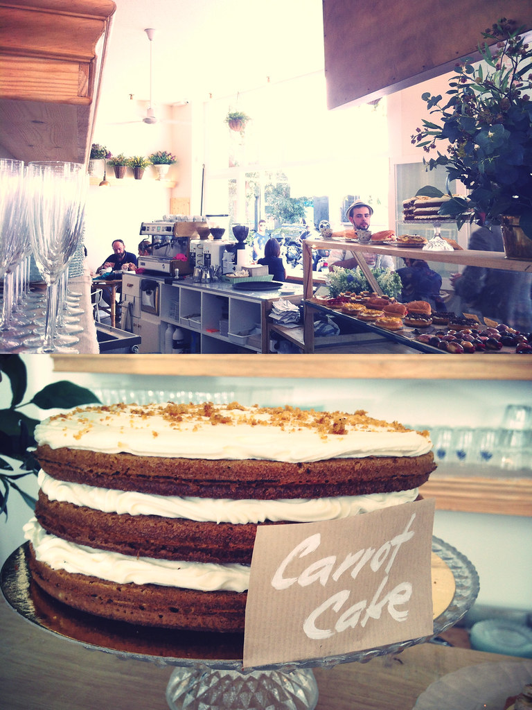 Restaurante Travel&Cake Barcelona - Monicositas