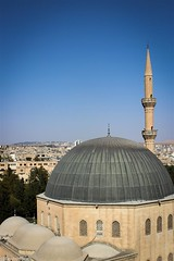 ancient history, building, landmark, mosque, place of worship, dome,