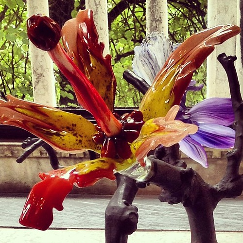 glass flower from Venice