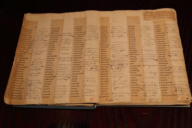 Academische zitting over oudste Leuvense dialectenquête