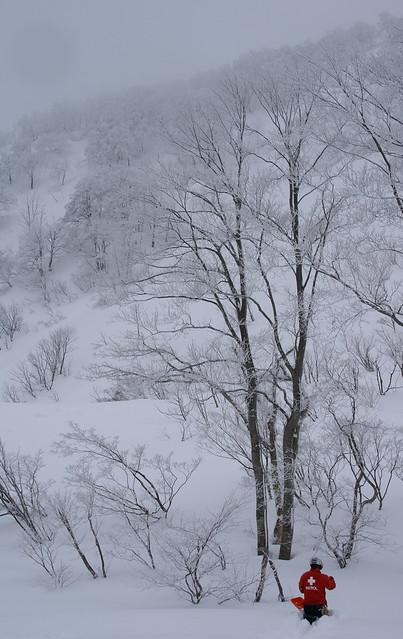 写真_スキーパトロール