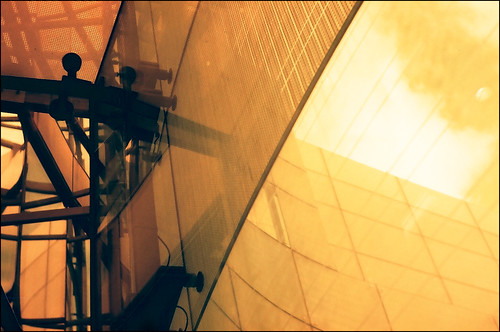 redscale structure - london