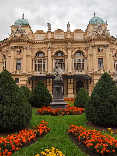 Juliusz Słowacki Theatre, Krakow