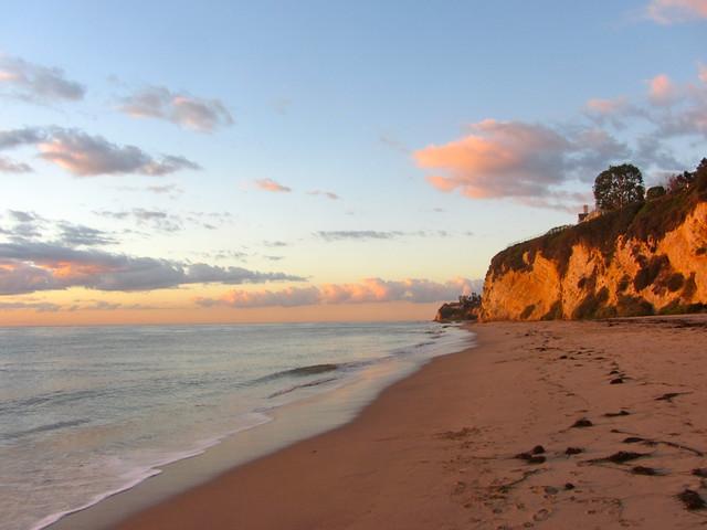 thursday morning beach
