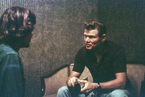 Two men, 1974