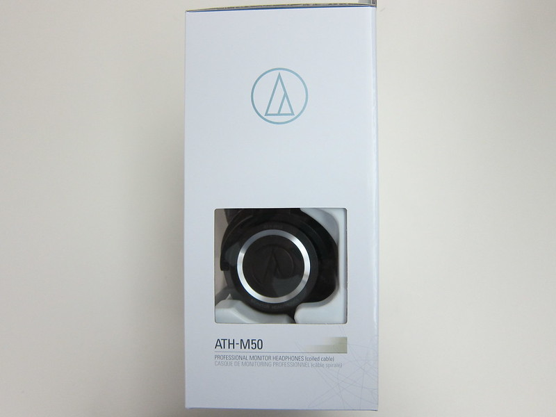 ATH-M50 - Box Side