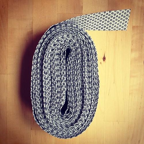 Binding for my #pennysampler