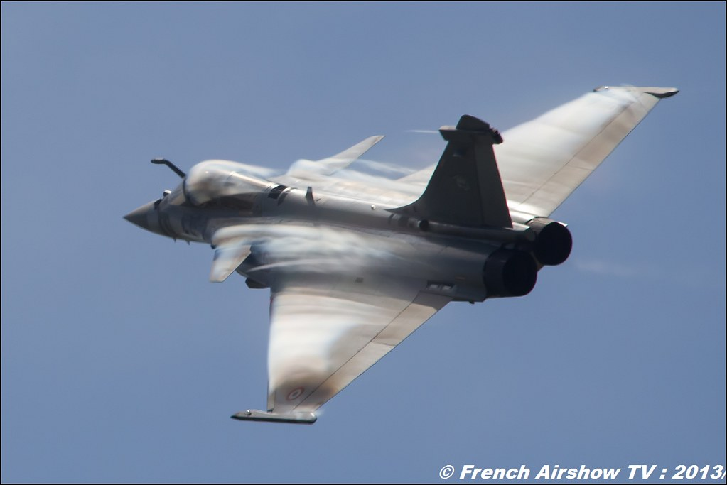 Rafale Solo Display 2013, Salon BA-701, Meeting Aerien 2013