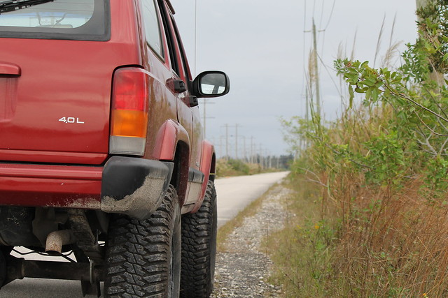 1999 Jeep Cherokee Miami