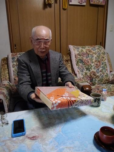 森田主馬さん 東京都福生市
