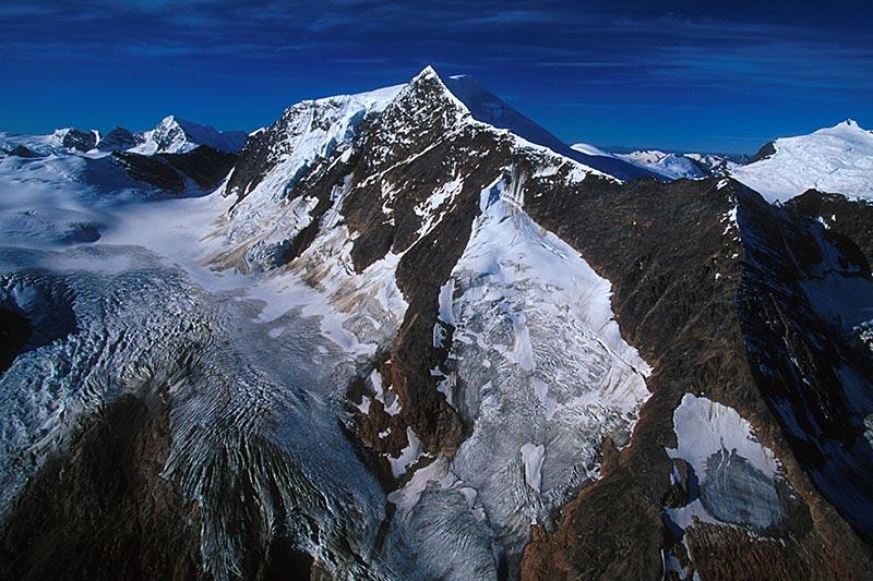 Mount Sir Wilfrid Laurier, Premier Range, Cariboo Mountains, Valemount, British Columbia