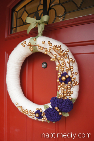 winter wreath 6