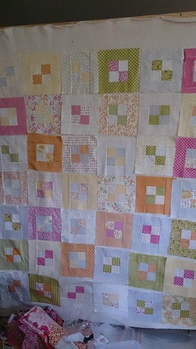 sunkissed quilt
