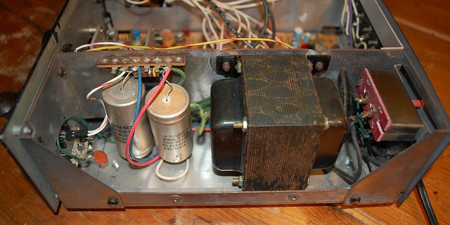 Advent 300 power supply