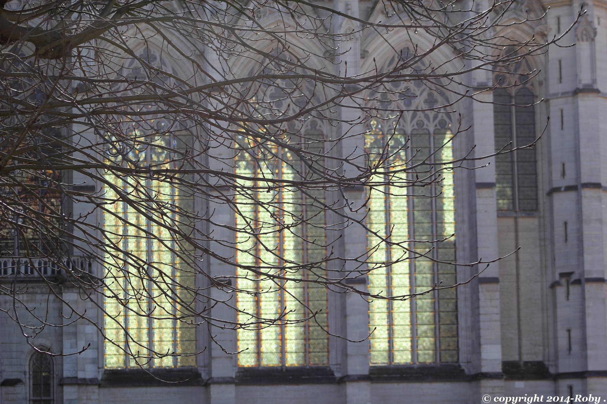 Sainte-chapelle de vincennes -2014 Roby