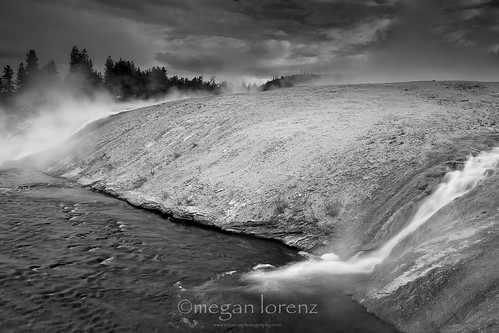 Firehole by Megan Lorenz