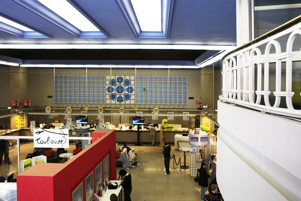 Bureau de poste toulouse capitole crédit photo thomas etu flickr