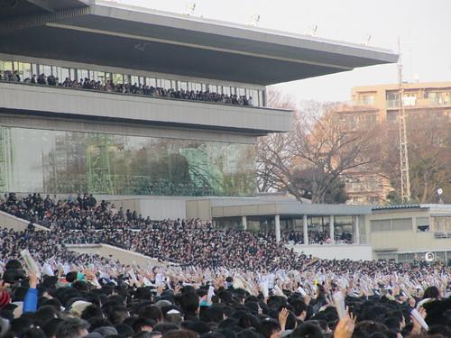 中山競馬場のクリスタルコーナー