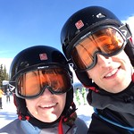 Ania and Brian at Breckenridge