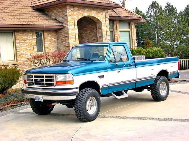 1995 F250 Reg Cab Long Bed Colors Ford Truck Enthusiasts Forums