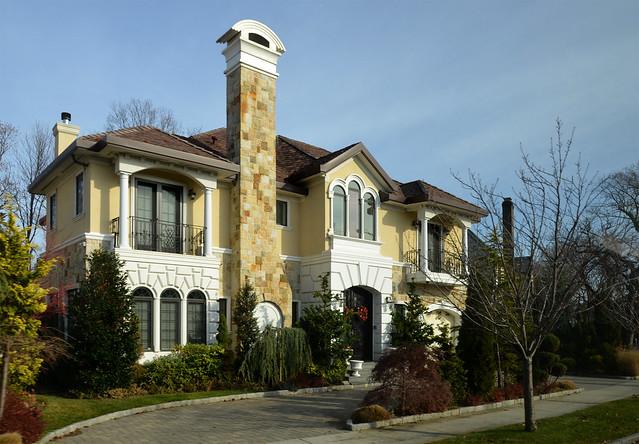 Mansiones de Queens en Nueva York