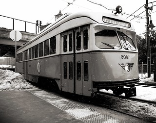 Mattapan Trolley - 1