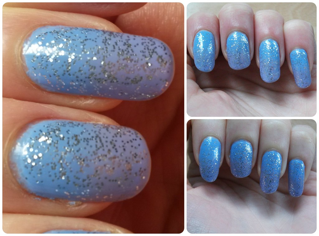 Barry M Blueberry & Prickly Pear Gradient