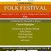 2014 Folk Festival Spring Concert