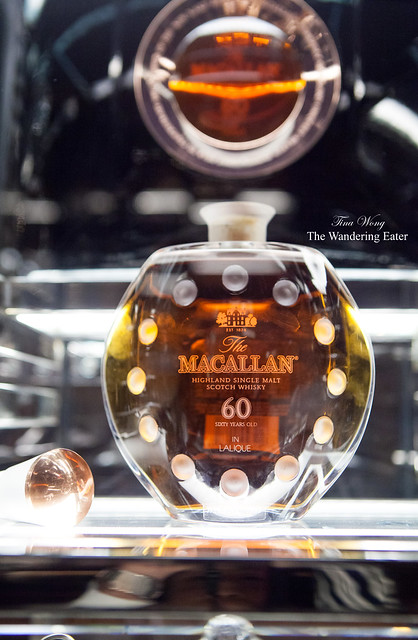 The Macallan 60 in Lalique