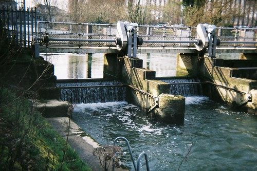 River Thames ~ Caversham Weir