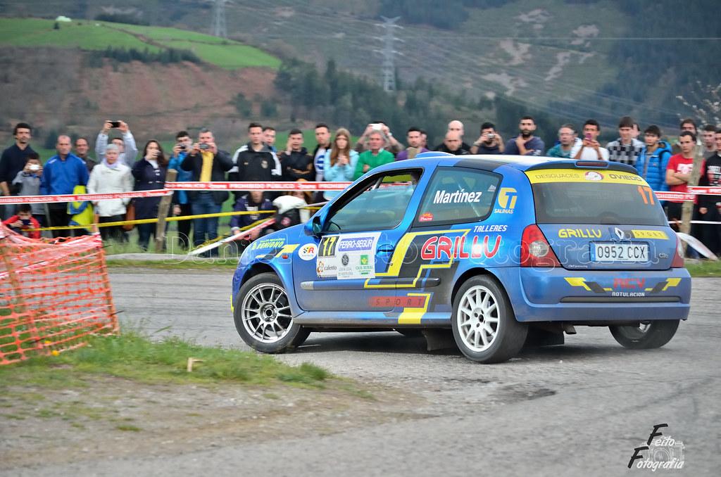 34 Rally Villa de Tineo