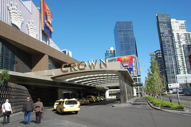 Casino Crown en Melbourne