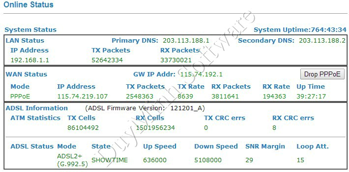 Thông số SNR Margin / Loop attenuation ADSL 13892326068_bb9c9e0ee8_o