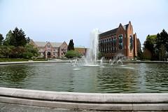 U-Dub Fountain
