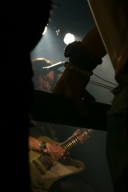 ROSE HIP GARDEN live at 獅子王, Tokyo, 10 May 2014. 184